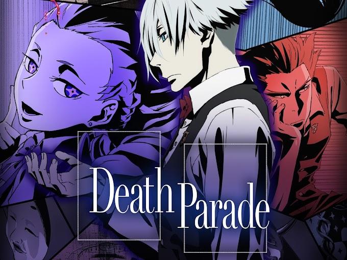 Download || Death Parade Season 1 Episodes Hindi  Dubbed