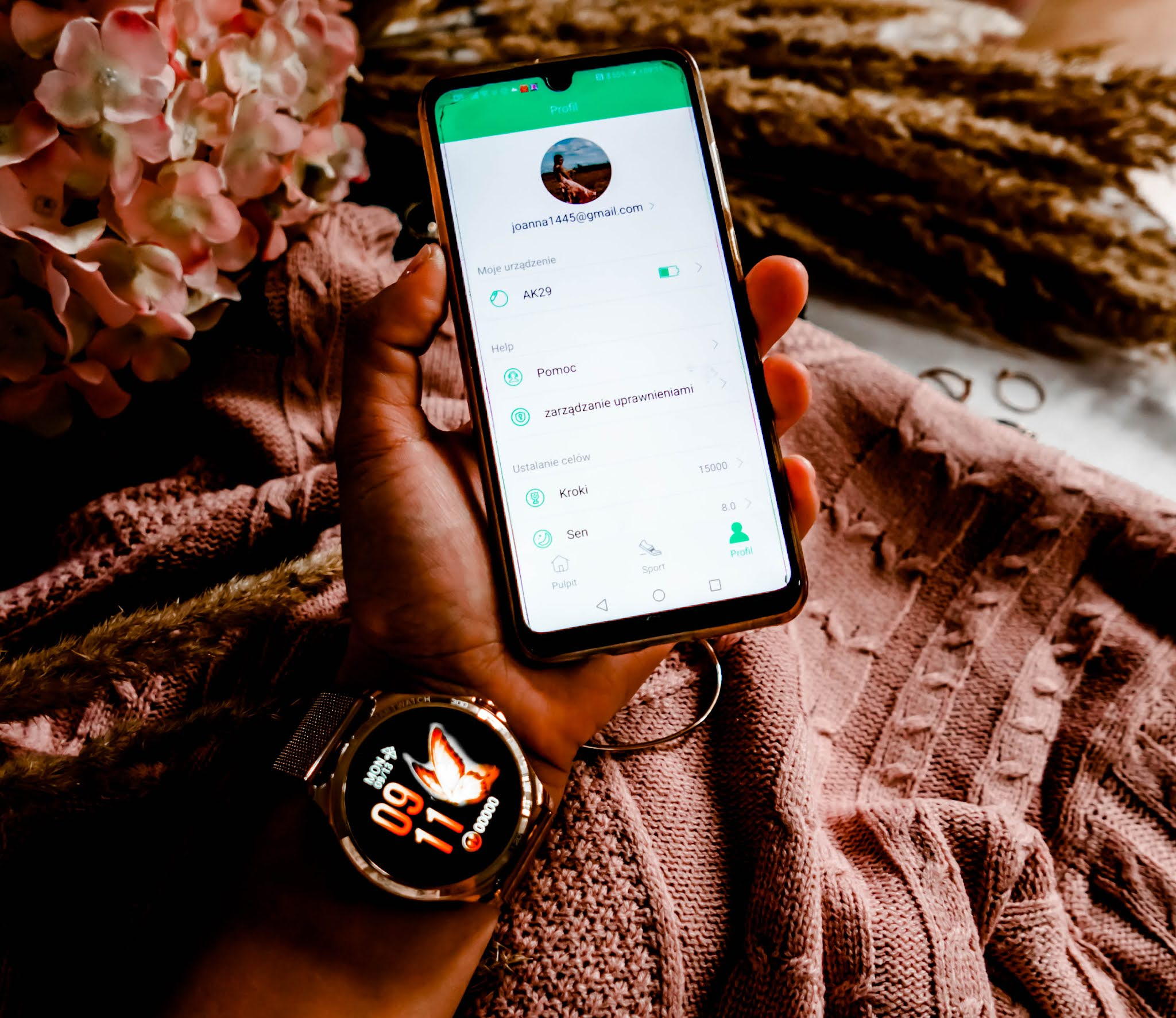 smartwatch najpiękniejszą biżuteria