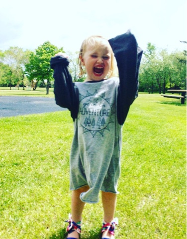 Let's Go on an Adventure from Grumbling Grace - Kids' Apparel, Motherhood and Choosing Joy