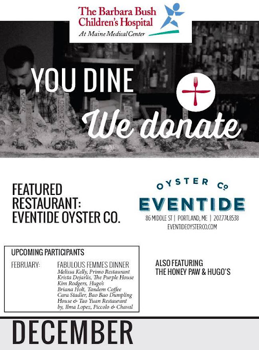 Visit these establishments in #December & They'll Donate a to the Barbara Bush Children's Hospital at...