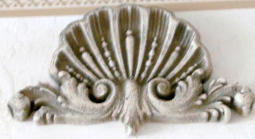 $15 sandstone shell 1' long