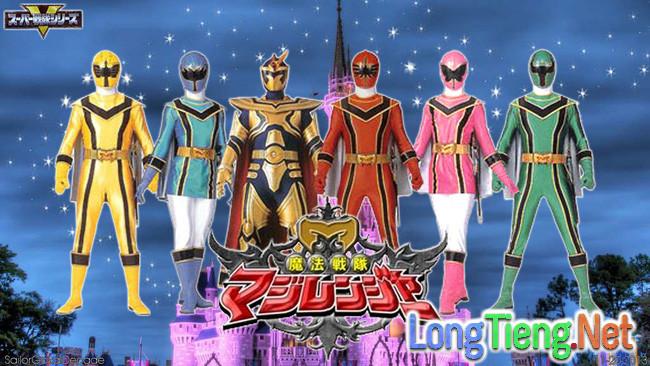 Liệu bạn có nhớ 8 đội siêu nhân Nhật Bản đình đám này? - Ảnh 3.