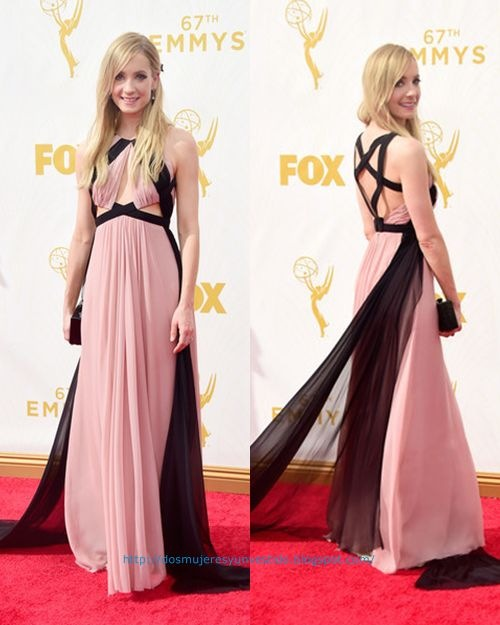 Joanne Froggatt attends the 67th Annual Primetime Emmy Awards3