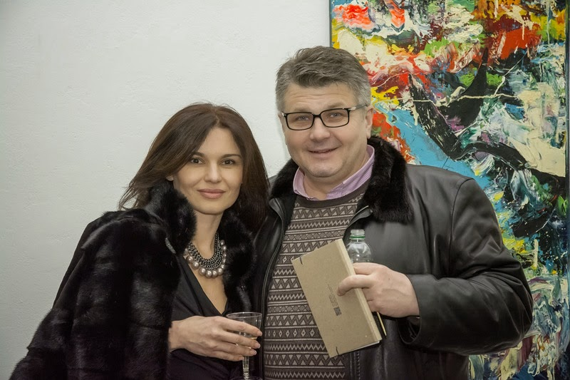Олег Пинчук и Ева Бассано