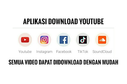 Aplikasi Download Video Youtube termudah di Android 100% Work