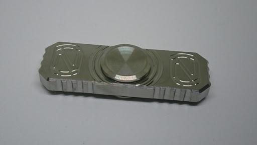 DSC 1981 thumb%25255B2%25255D - 【小物】「ハンドスピナー」フォトレビュー。くるくる回す奴、また買っちゃいました。チタン製と真鍮かっこいいよ!
