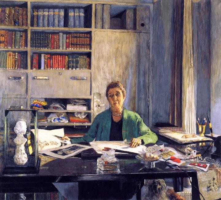 Édouard Vuillard - Jeanne Lanvin
