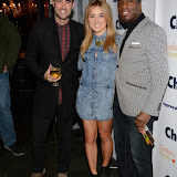OIC - ENTSIMAGES.COM - Matt Johnson, Sian Welby and Tom Neilson at the Chortle Comedy Awards in London 16th London 2015  Photo Mobis Photos/OIC 0203 174 1069