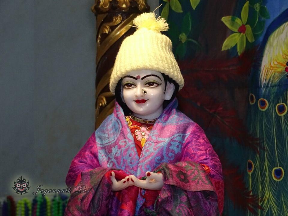 ISKCON Mira Road Mangla Deity Darshan 18 Dec 2015 (6)