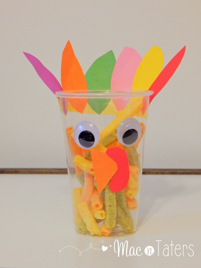 Turkey Snack Cup
