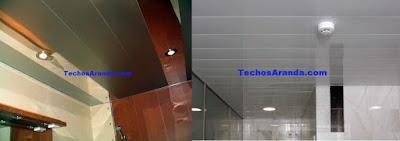 Techos de aluminio en Torralba de Calatrava