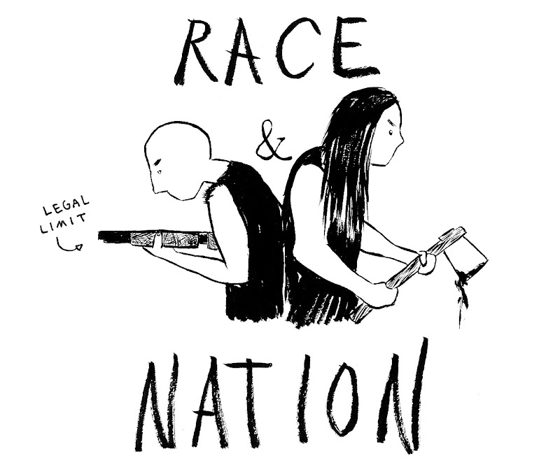 Race & Nationgraphic