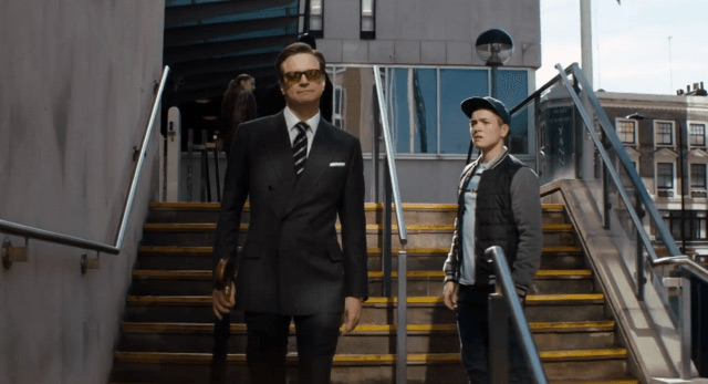 Kingsman: Secret Service - 2015 En İyi Filmler