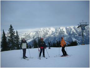 Skijanje i planinarenje u Austriji 08. do 15. januara 2011.