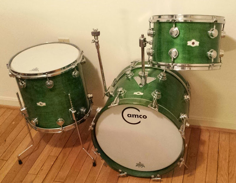 This Is The Display Your Camco Drums Thread Page 2 Vintage Drum Forum