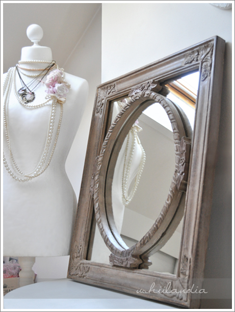 stare lustro / vintage mirror