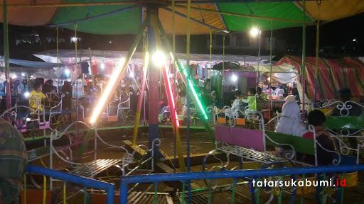 Pasar Malam Wisata Malam yang Masih Menjadi Primadona