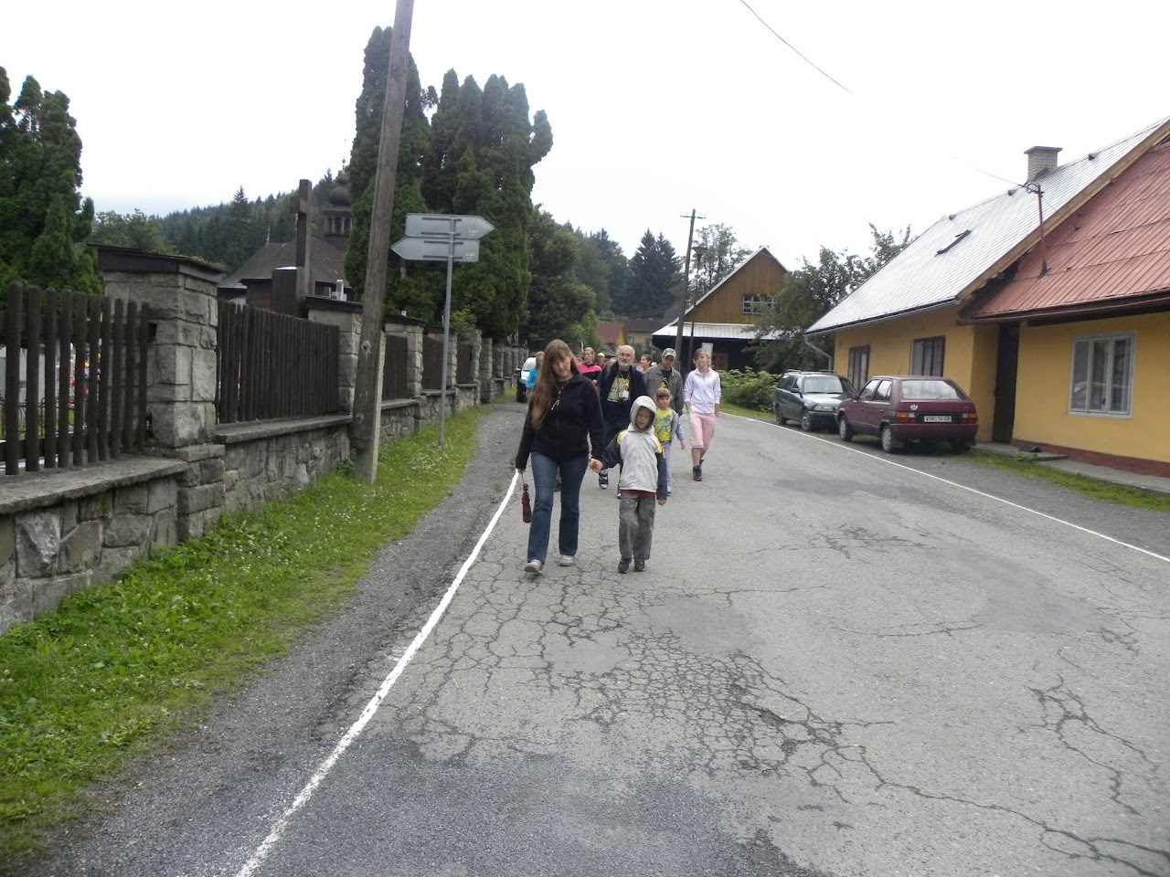 Tábor - Veľké Karlovice - fotka 513.JPG