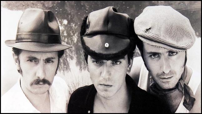 Gabinete Caligari - La culpa fue del cha cha cha