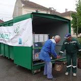 Prima campanie de colectare a deseurilor periculoase si a DEEEurilor - mai 2011 - DSC09488.JPG