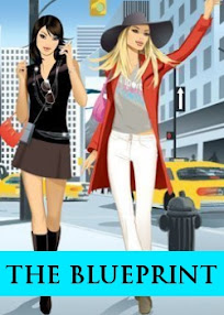 Cover of Tyler Durden's Book The Blueprint