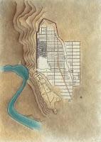 Τοπογραφικό σχέδιο αρχαίας Ολύνθου, Υπουργείο Πολιτισμού και Αθλητισμού.