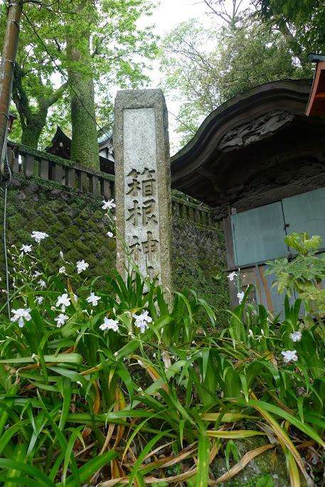 sanctuaire hakone