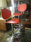 Modern Swivel Bar chairs
