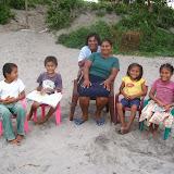 Familien auf Ometepe