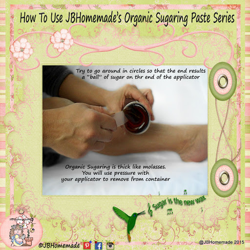 Sugaring Paste Tutorial Series