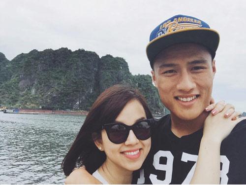 Mac Hong Quan va hot girl Ly Kute chia tay sau 6 thang hen ho  1