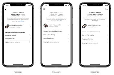 O Facebook agora contará separadamente contas não conectadas do Facebook e do Instagram no alcance do anúncio