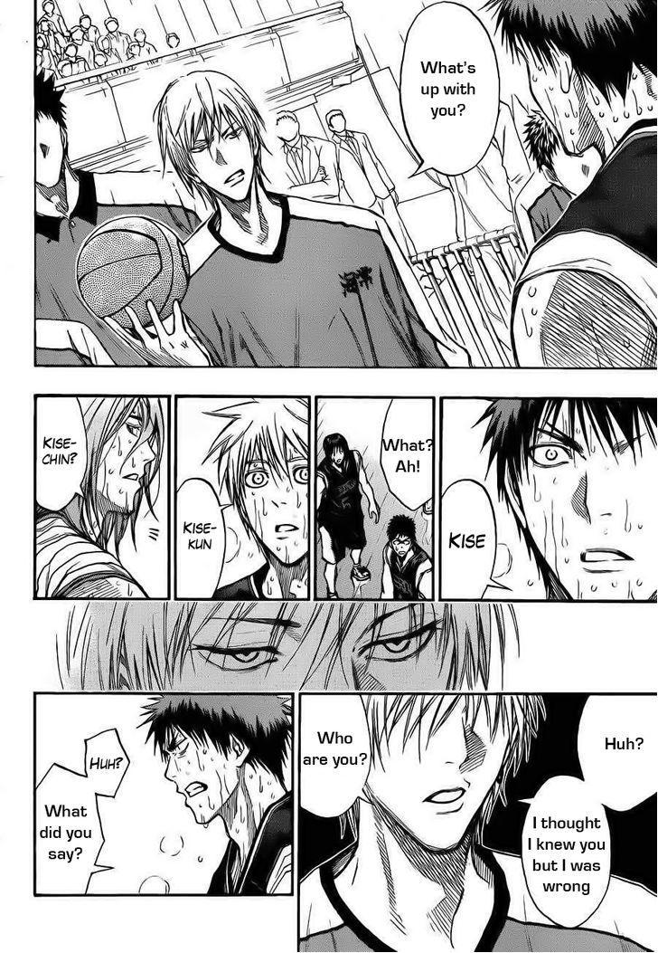 Kuroko no Basket Manga Chapter 162 - Image 16