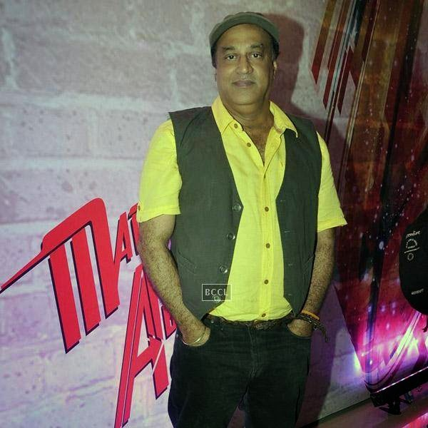 Nitin Keni attends the trailer launch of Bollywood movie Mad About Dance, held at Fun Republic, on July 16, 2014.(Pic: Viral Bhayani)