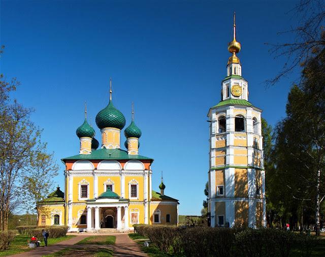 история города Углич