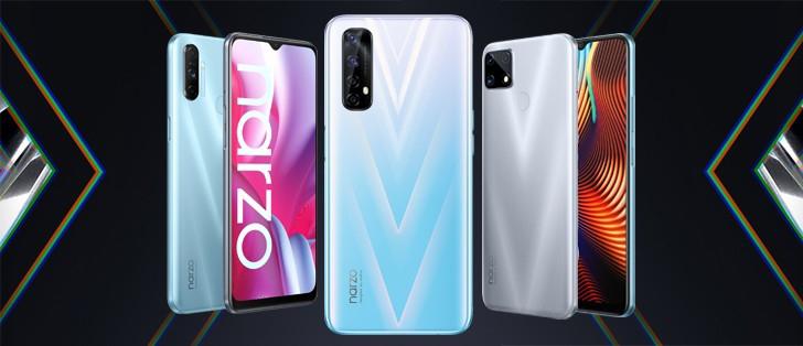 realme เปิดตัว Narzo 20 Series สมาร์ทโฟนซีรีส์ใหม่  พร้อมเจาะกลุ่มไลฟ์สไตล์คนรุ่นใหม่ได้มากยิ่งกว่าในอินเดีย