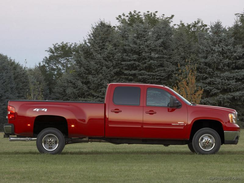 2007 Gmc Sierra 3500hd Crew Cab Specifications Pictures Prices