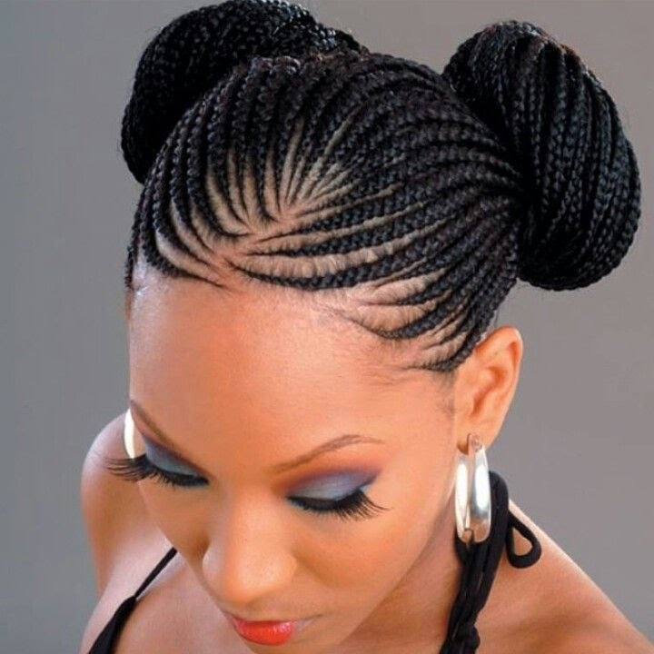 DIVERSE AFRICAN HAIRSTYLE FOR PRETTY LADIES 7