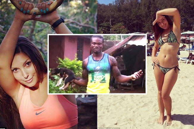 Russian Woman Set Up By Her Nigerian Lover, Caught With Cocaine, Now Faces Death Penalty