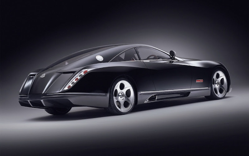Mercedes-Benz Maybach Exelero – $8 Million most expensive car on the planet (2)