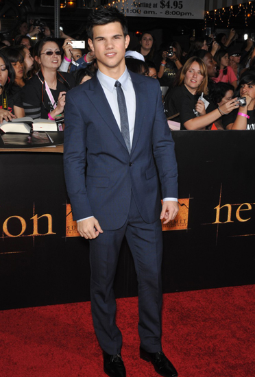 2 Taylor Lautner 125 Million for The Twilight Saga Breaking Dawn Part 1 2011 Age 19