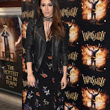 OIC - ENTSIMAGES.COM - Danielle Peazer at the  Impossible - press night  in London  13th July 2016 Photo Mobis Photos/OIC 0203 174 1069