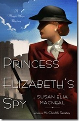 princess elizabeth's spy