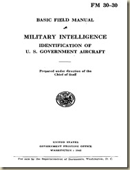 Identification of U.S. Aircraft-Basic Field Manual_01