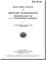 Identification of U.S. Aircraft-Basic Field Manual_01