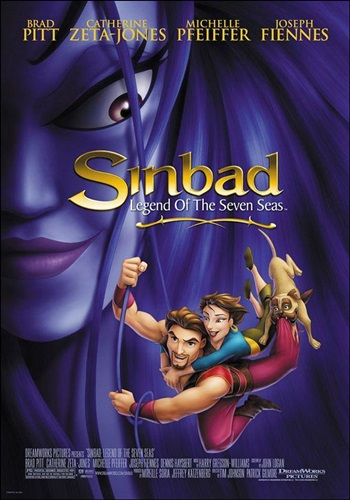 Sinbad: Legend Of The Seven Seas [Latino]