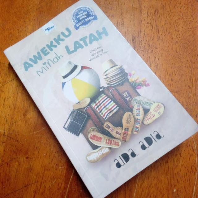Awekku Minah Latah oleh Aida Adia