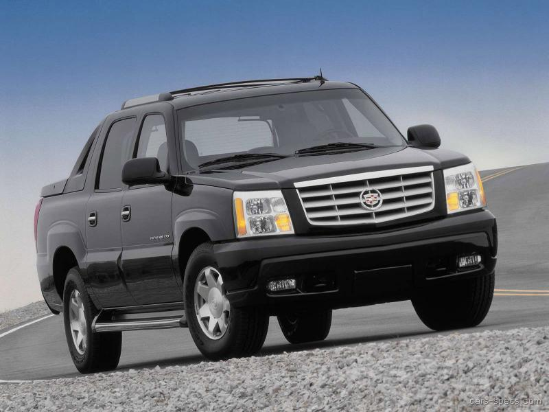 2003 cadillac escalade ext crew cab specifications. Black Bedroom Furniture Sets. Home Design Ideas