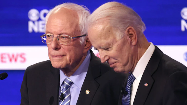 Report: Sanders Interested In Cabinet Position With Potential Biden Administration