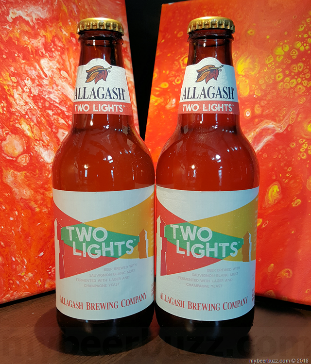 Mybeerbuzz .com Highlights Allagash Two Lights